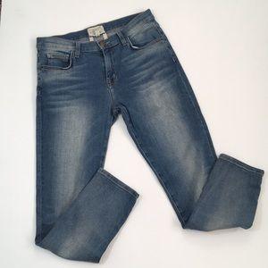 Current Elliott | Slim Boyfriend Jeans
